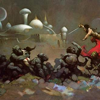 the-savage-apes-of-mars-by-frank-frazetta